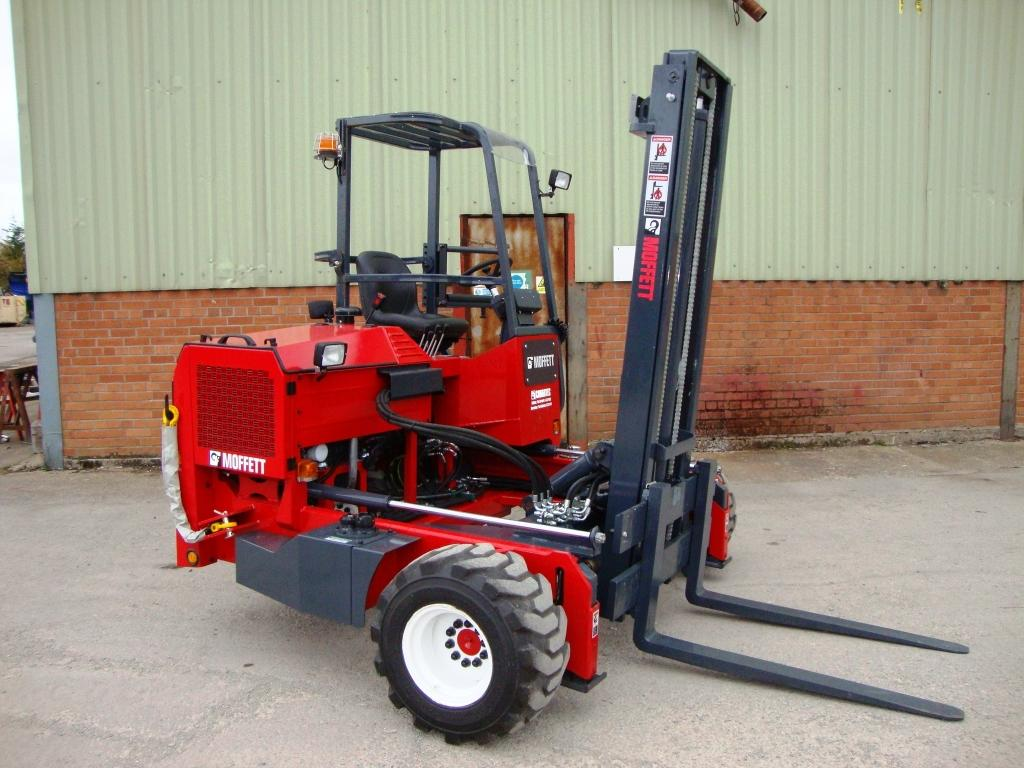 Parts Of A Forklift To Inspect Before Buying The Equipment