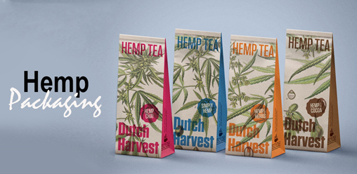 How to advertise the low budget brand with Hemp packaging?