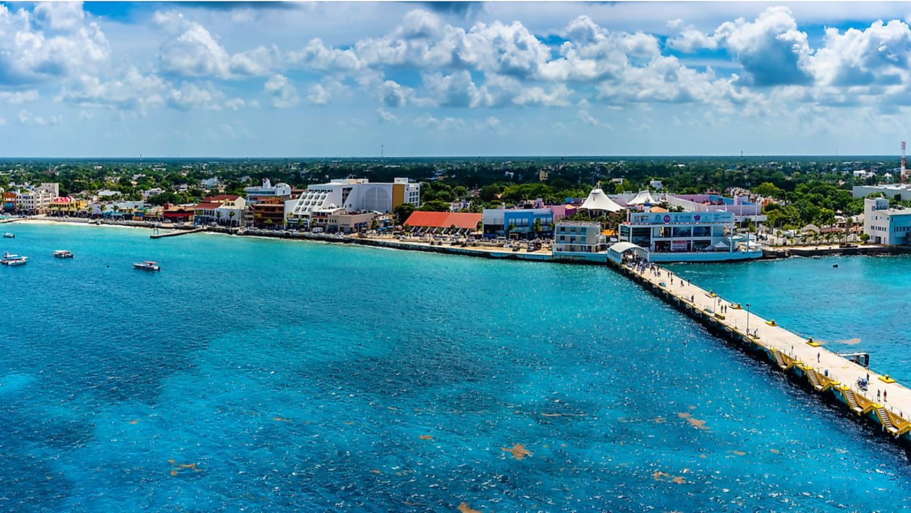 8 Most Beautiful places to visit in Cozumel