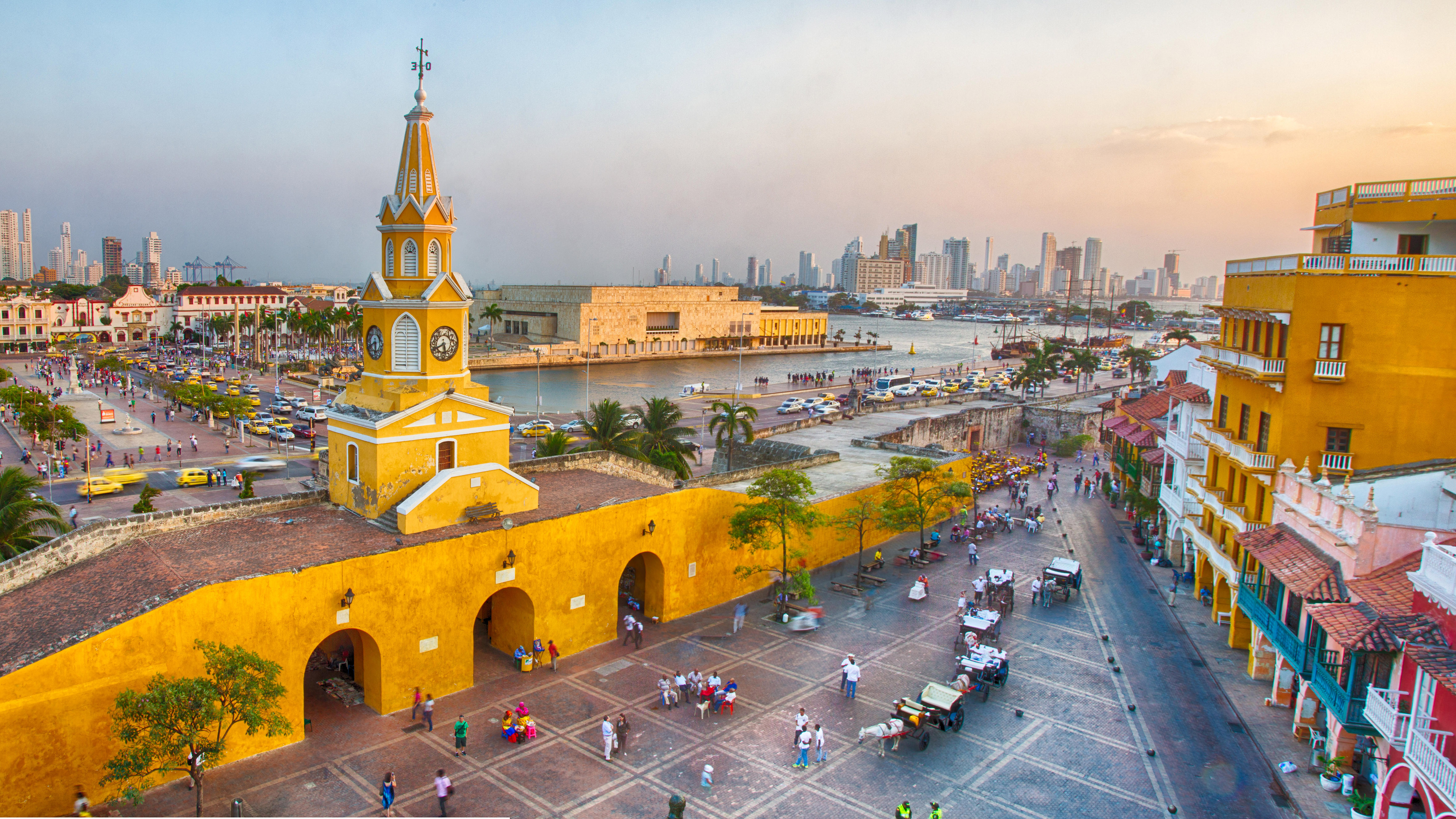7 Amazing tips to Visit Cartagena with a Girlfriend?