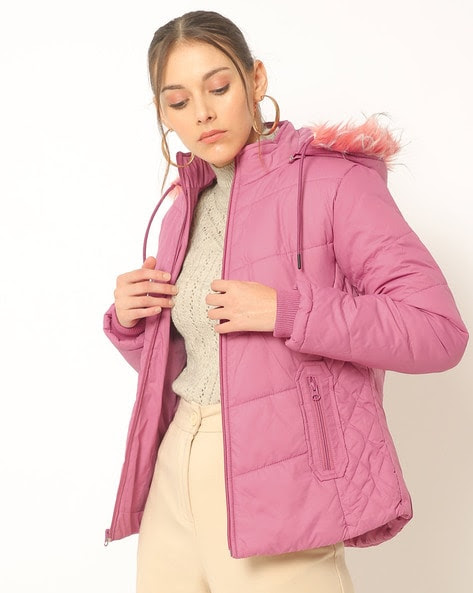 How do jackets help to keep the body warm and convenient in the wintertime?